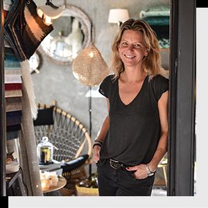 Pauline Bes de Berc - Boutique La Manufacture à Chamonix