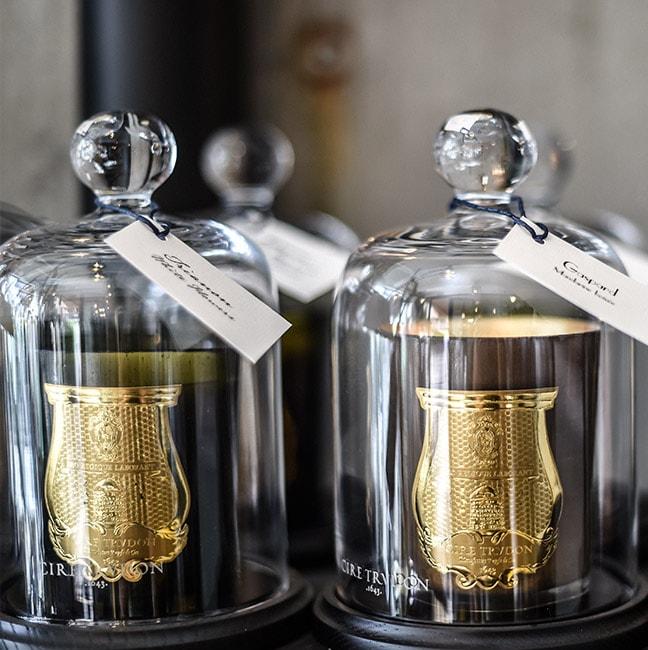 Trudon - bougies disponible à La Manufacture Chamonix