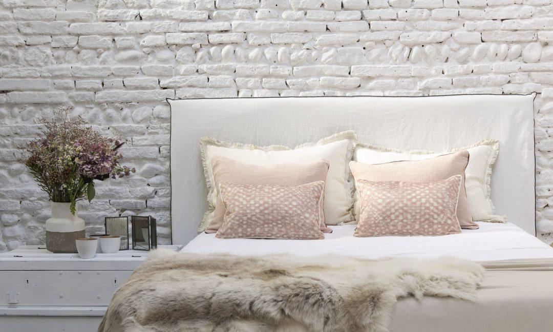 T tes de lit et cache sommiers sur mesure - Tete de lit et cache sommier assortis ...