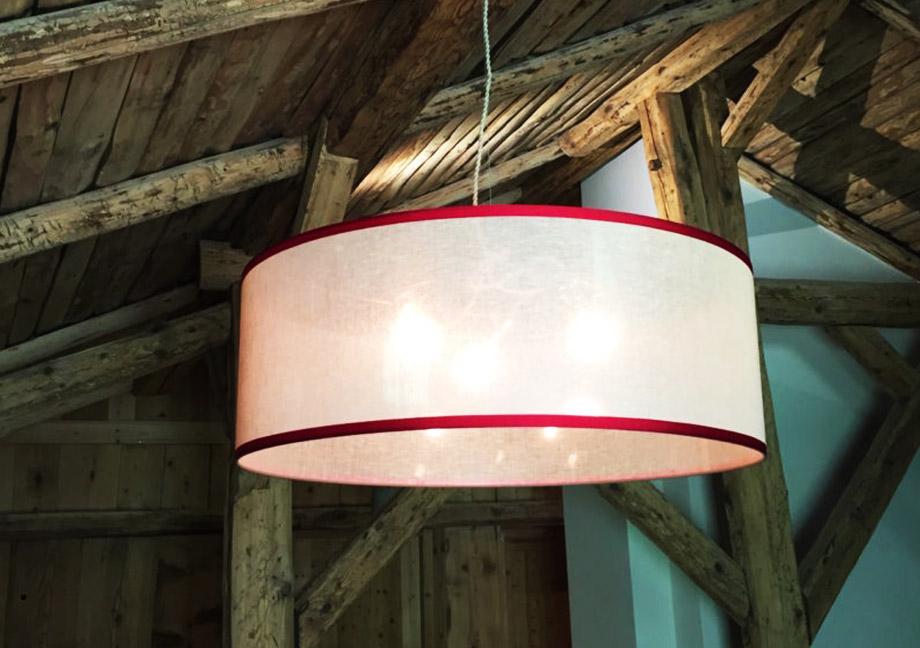 Création de luminaires / abat jours | La Manufacture Chamonix